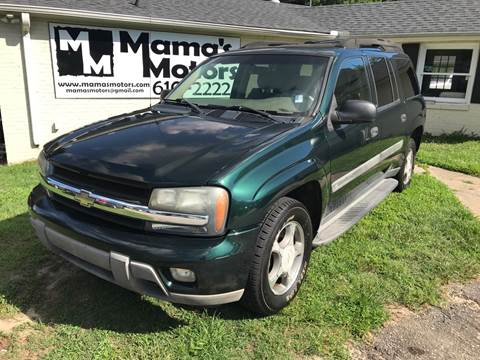 2004 Chevrolet TrailBlazer EXT for sale at Mama's Motors in Greer SC