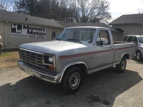 1982 Ford F-150 for sale in Greenville, SC