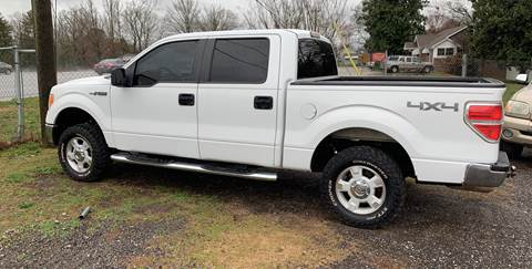 2010 Ford F-150 for sale in Greenville, SC