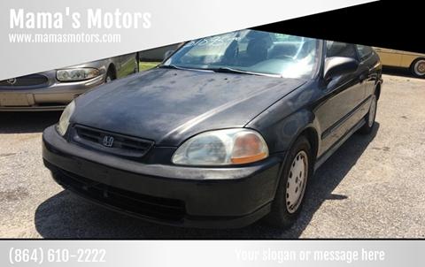 1997 Honda Civic for sale in Greenville, SC