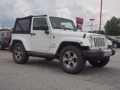 2017 Jeep Wrangler for sale in High Point, NC