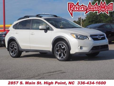 2013 Subaru XV Crosstrek for sale in High Point, NC