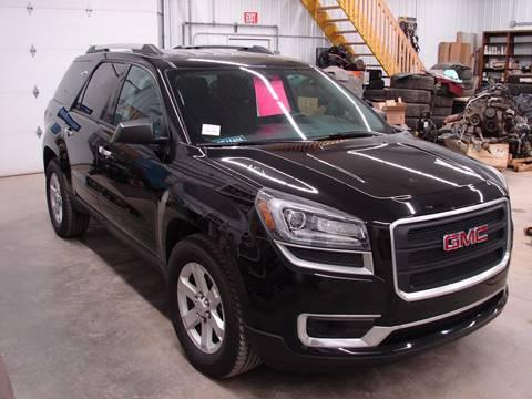 2016 GMC Acadia for sale in Kelliher, MN