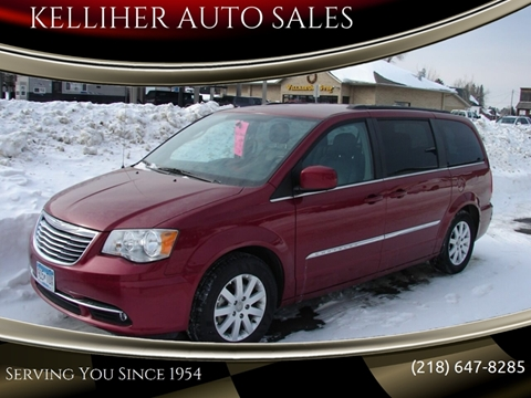 2015 Chrysler Town and Country for sale in Kelliher, MN