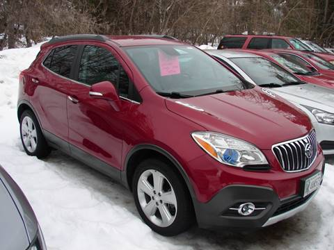 2015 Buick Encore for sale in Kelliher, MN