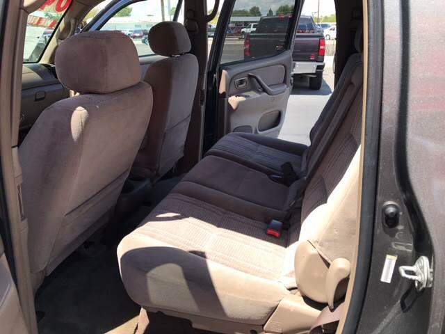 2004 Toyota Tundra 4dr Double Cab Limited RWD SB V8 - Tucson AZ