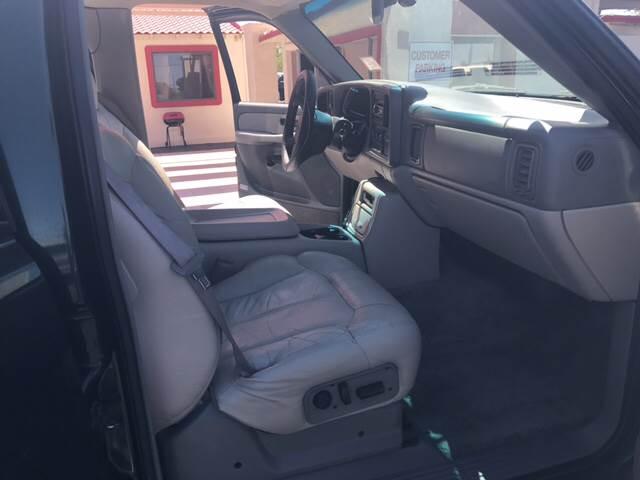 2001 Chevrolet Tahoe LT 2WD 4dr SUV - Tucson AZ