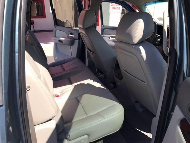 2010 Chevrolet Silverado 1500 4x4 LTZ 4dr Crew Cab 5.8 ft. SB - Tucson AZ