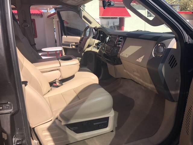 2008 Ford F-250 Super Duty Lariat 4dr Crew Cab 4WD SB - Tucson AZ