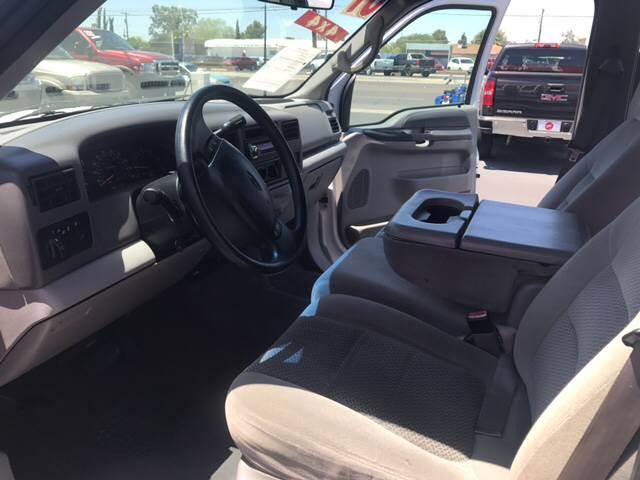 2001 Ford F-250 Super Duty 4dr Crew Cab XLT 4WD LB - Tucson AZ