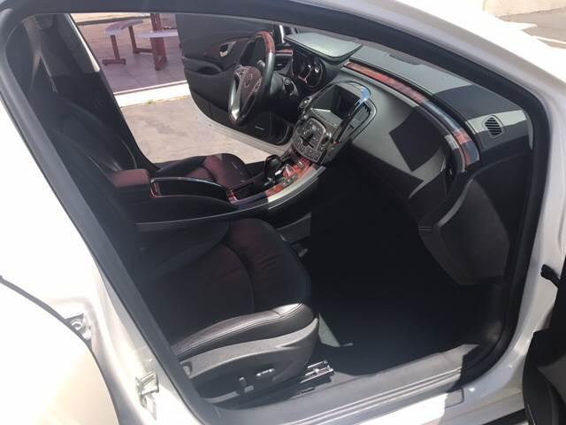 2010 Buick LaCrosse CXS 4dr Sedan - Tucson AZ
