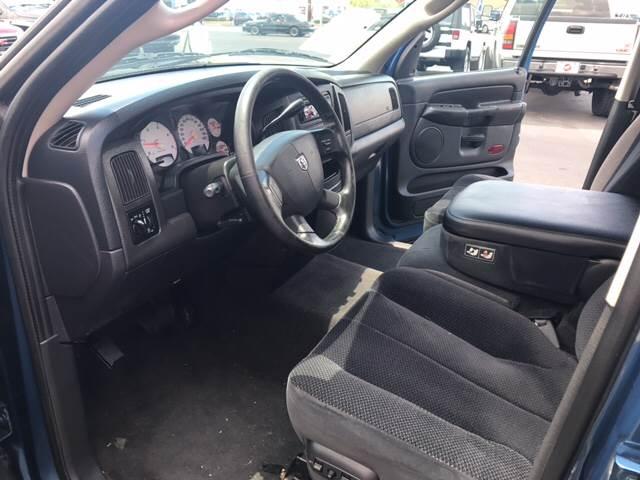 2005 Dodge Ram Pickup 2500 4dr Quad Cab SLT Rwd SB - Tucson AZ