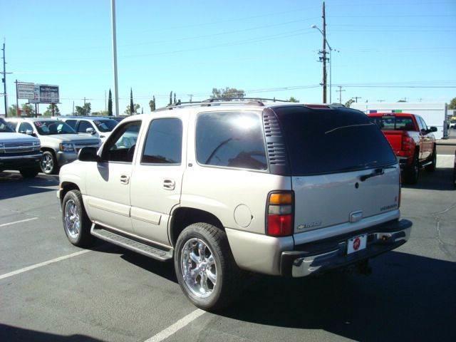 2004 Chevrolet Tahoe LT 4dr SUV - Tucson AZ