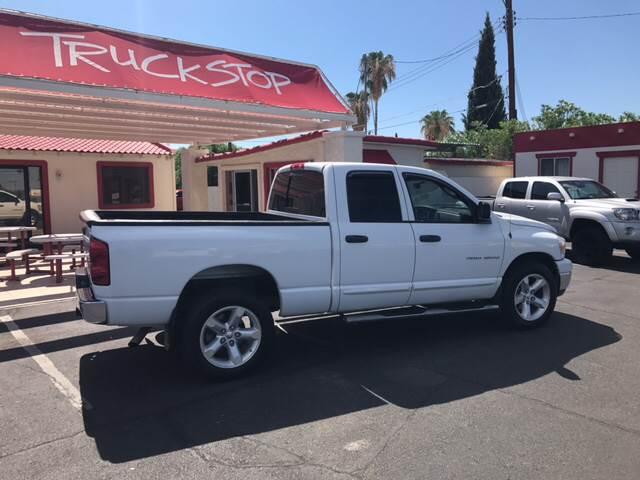 2007 Dodge Ram Pickup 1500 SLT 4dr Quad Cab SB - Tucson AZ