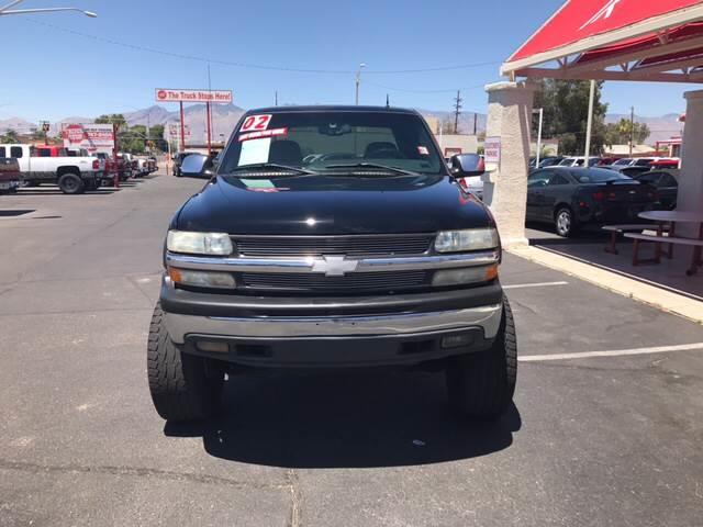 2002 Chevrolet Silverado 1500HD 4dr Crew Cab LT 2WD SB - Tucson AZ