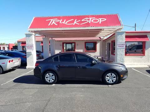 2014 Chevrolet Cruze for sale at TRUCK STOP INC in Tucson AZ