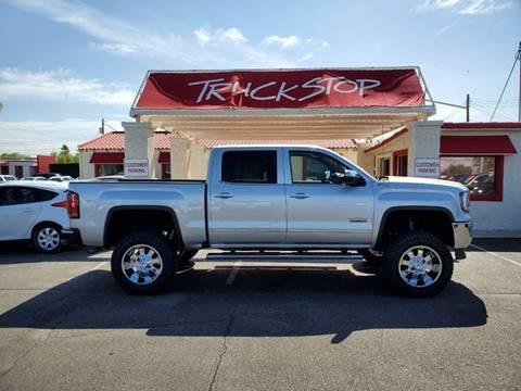 Used Trucks Tucson >> Truck Stop Inc Car Dealer In Tucson Az