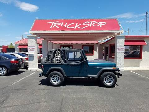 1995 Jeep Wrangler for sale in Tucson, AZ