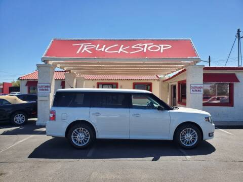 2014 Ford Flex for sale at TRUCK STOP INC in Tucson AZ