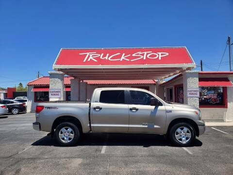 2008 Toyota Tundra for sale at TRUCK STOP INC in Tucson AZ