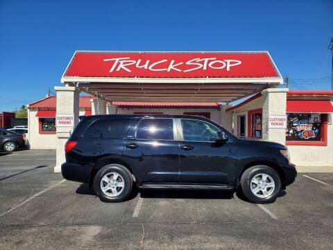 2008 Toyota Sequoia for sale at TRUCK STOP INC in Tucson AZ