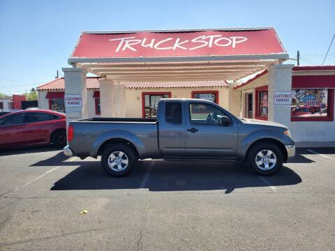 2009 Nissan Frontier for sale at TRUCK STOP INC in Tucson AZ