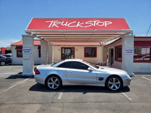 2003 Mercedes-Benz SL-Class for sale at TRUCK STOP INC in Tucson AZ