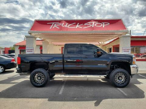 2016 Chevrolet Silverado 2500HD for sale at TRUCK STOP INC in Tucson AZ