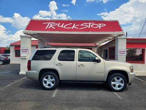 2008 Chevrolet Tahoe for sale at TRUCK STOP INC in Tucson AZ