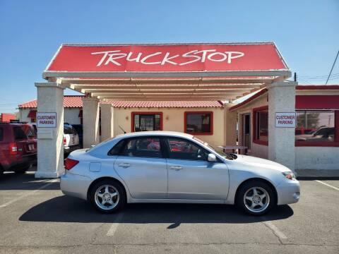 2010 Subaru Impreza for sale at TRUCK STOP INC in Tucson AZ