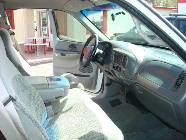 1999 Ford F-150 XLT 4dr Extended Cab Stepside SB - Tucson AZ