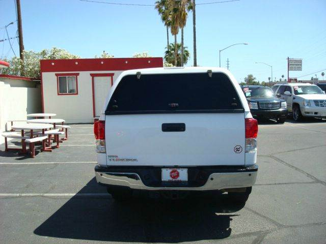 2010 Toyota Tundra 4x2 Grade 4dr Double Cab Pickup SB (5.7L V8) - Tucson AZ