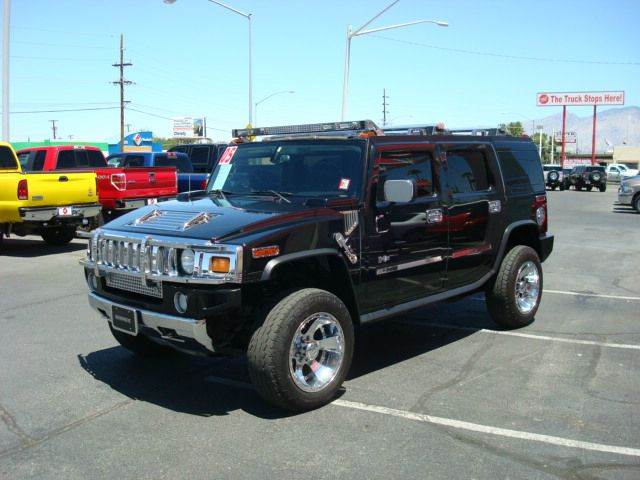 2005 HUMMER H2 Lux Series 4WD 4dr SUV - Tucson AZ