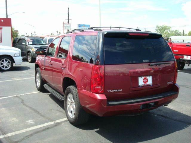 2007 GMC Yukon SLT 4dr SUV w/4SB w/ SLT-2 Package - Tucson AZ