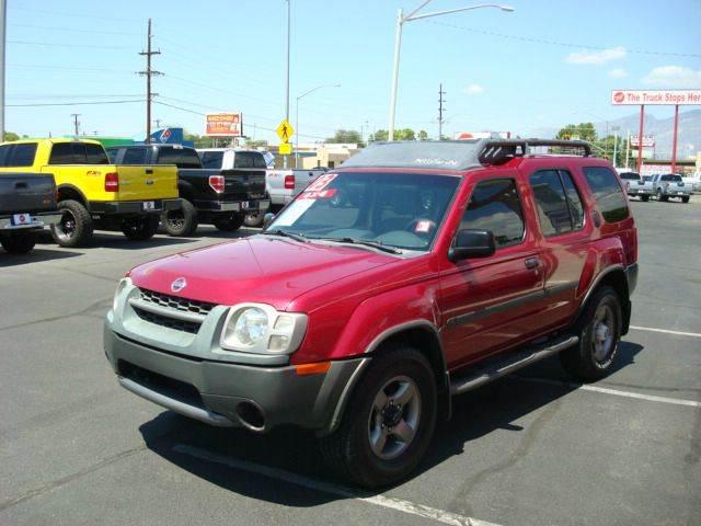 2003 Nissan Xterra SE 4WD 4dr SUV - Tucson AZ
