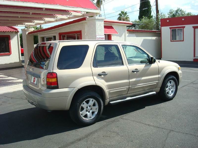 2007 Ford Escape AWD XLT 4dr SUV V6 - Tucson AZ