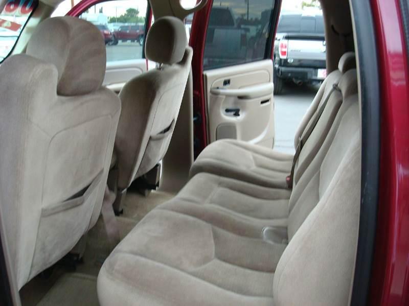 2006 GMC Sierra 1500 SLE2 4dr Crew Cab 4WD 5.8 ft. SB - Tucson AZ