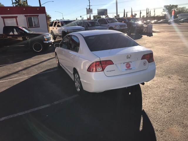 2007 Honda Civic LX 4dr Sedan (1.8L I4 5A) - Tucson AZ