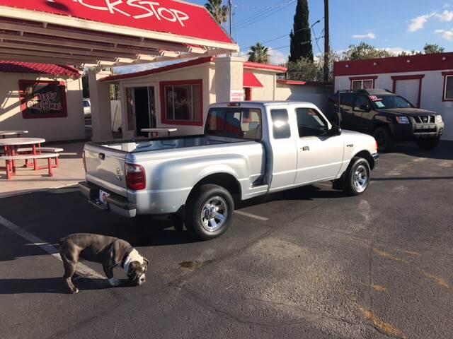 2002 Ford Ranger 2dr SuperCab XLT 2WD SB - Tucson AZ