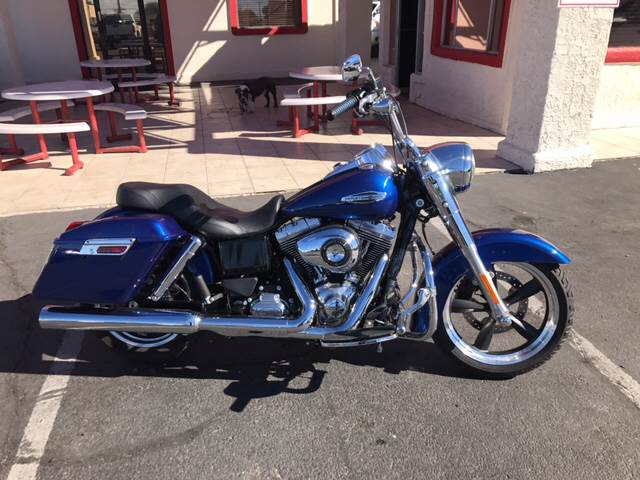 2015 Harley-Davidson Dyna Switch Back - Tucson AZ