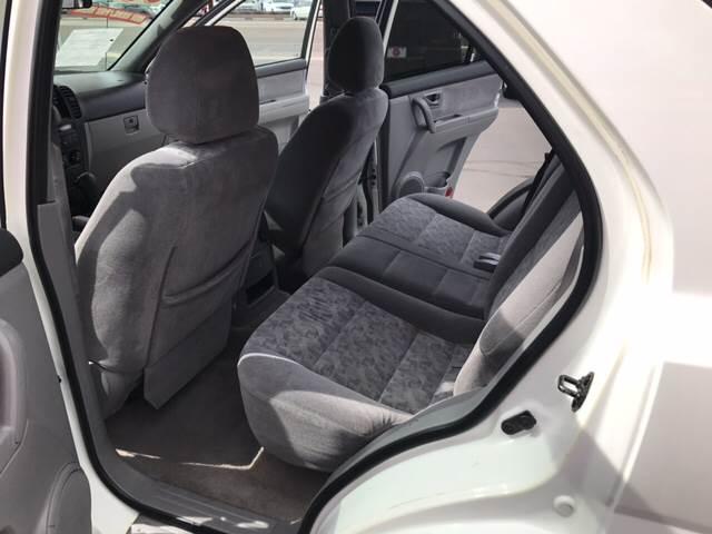 2006 Kia Sorento LX 4dr SUV w/Automatic - Tucson AZ