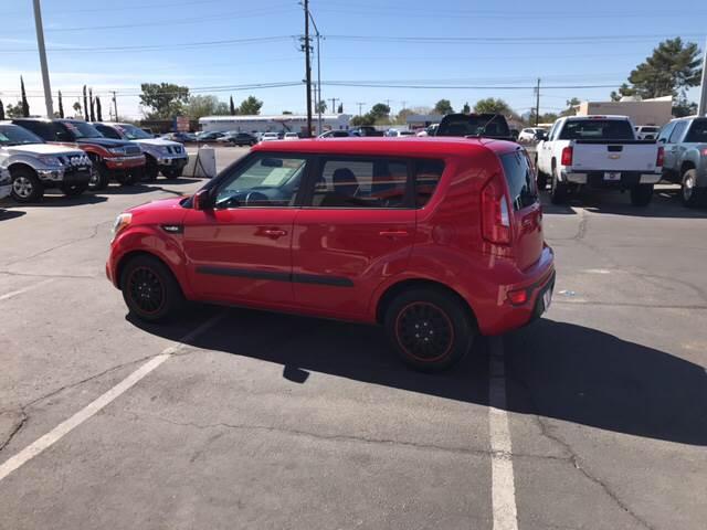 2013 Kia Soul 4dr Wagon 6A - Tucson AZ