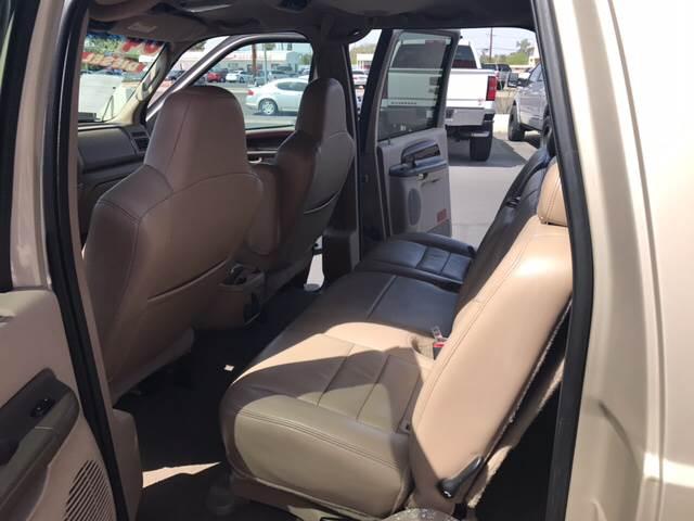 2004 Ford Excursion Limited 4dr SUV - Tucson AZ