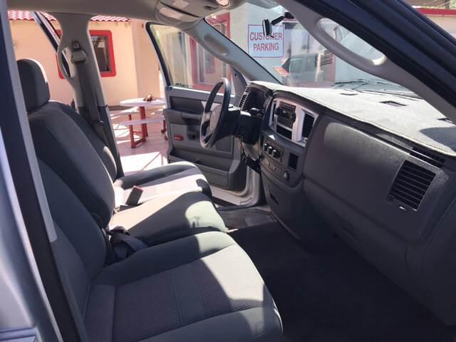 2008 Dodge Ram Pickup 2500 SLT 4dr Quad Cab SB - Tucson AZ