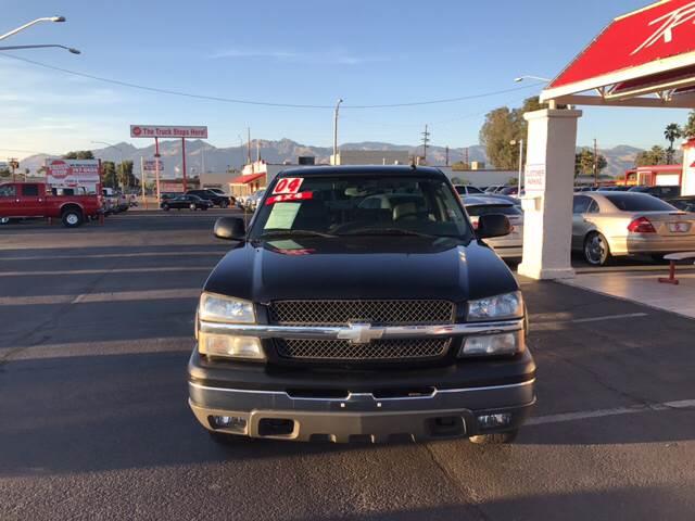 2004 Chevrolet Silverado 1500 4dr Crew Cab Z71 4WD SB - Tucson AZ