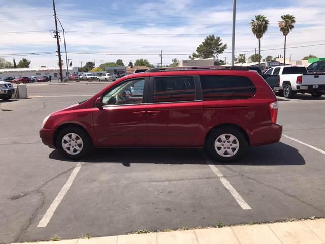 2009 Kia Sedona LX 4dr Mini-Van LWB - Tucson AZ