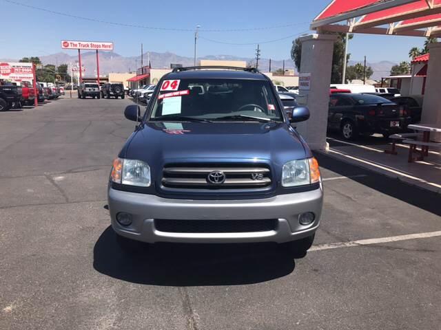 2004 Toyota Sequoia SR5 4WD 4dr SUV - Tucson AZ