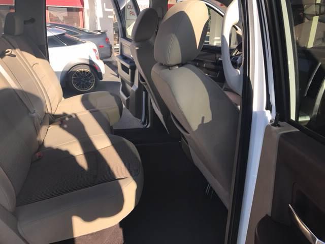 2010 Dodge Ram Pickup 3500 4x2 SLT 4dr Crew Cab 8 ft. LB Pickup - Tucson AZ