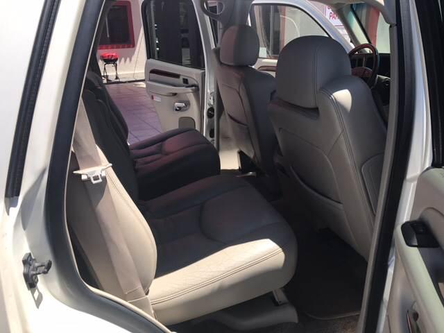 2003 Cadillac Escalade AWD 4dr SUV - Tucson AZ