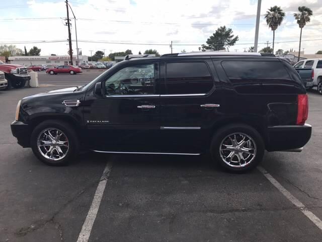 2007 Cadillac Escalade AWD 4dr SUV - Tucson AZ